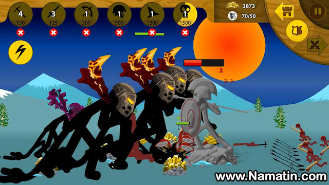 stick war legacy mod apk unlimited gold