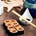 Switch to eating healthy with Sushi Haus