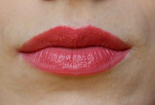 Персиковая петуния/Peach Petunia - Avon Ultra Color Indulgence Lip Color