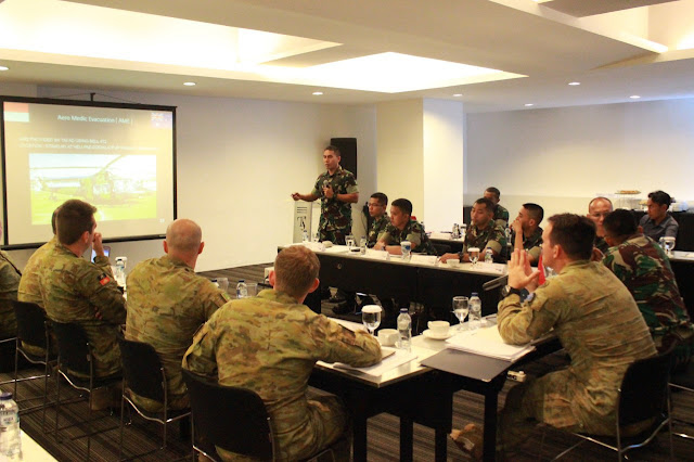 Diteken di Banyuwangi, Australian Army Jalin Kerjasama dengan Brigif Mekanis Raider 6 Kostrad