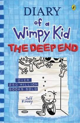 The Deep End: Diary Of A Wimpy Kid 15 Final Book