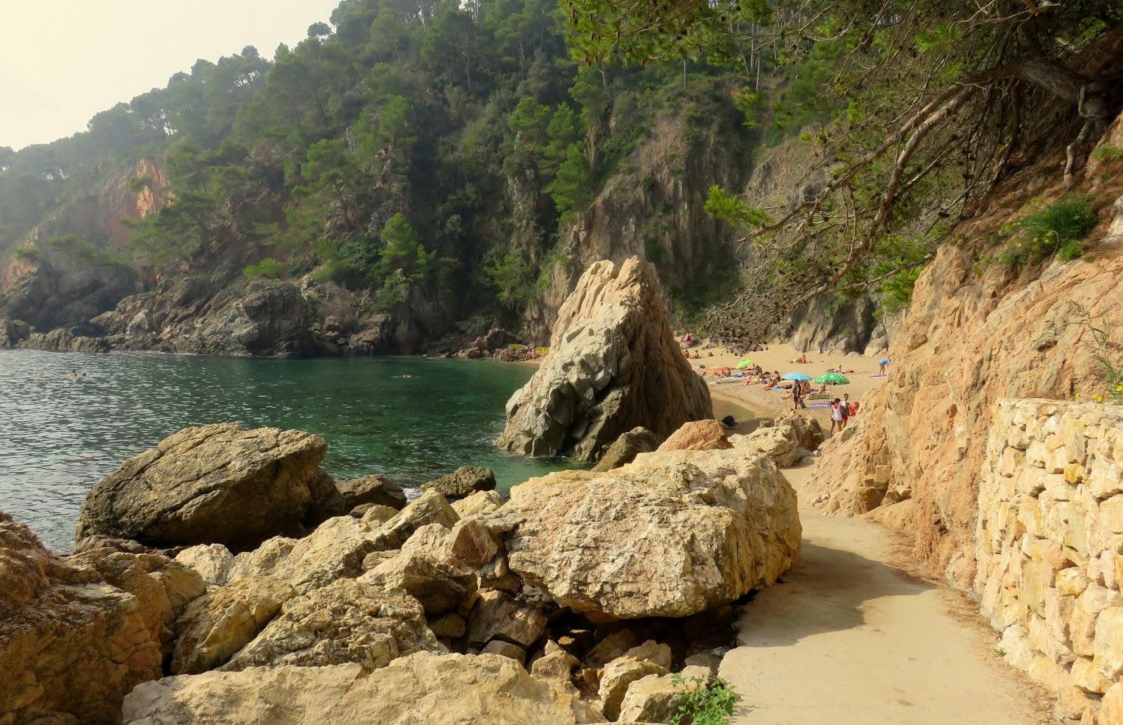 calella de palafrugell,  cami de ronda, playa del castell, cala golfet