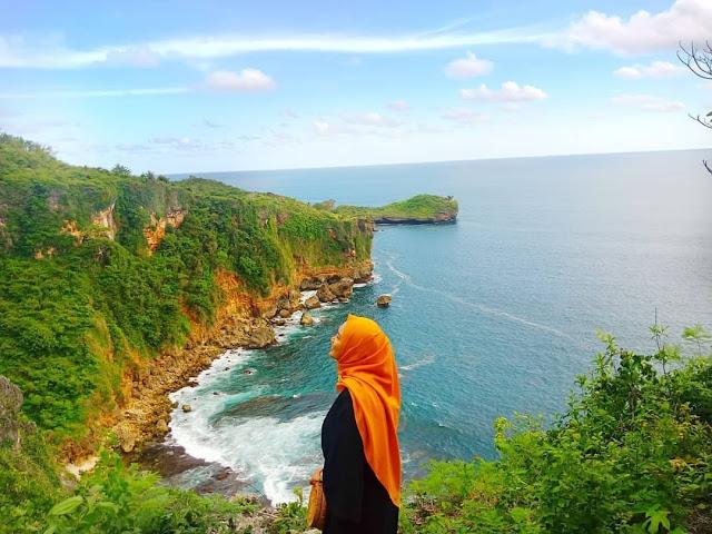 Pantai Grigak Panggang Gunungkidul | paket wisata yogyakarta