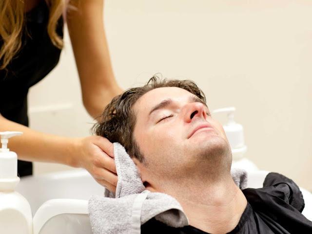 tips merawat rambut pria alami