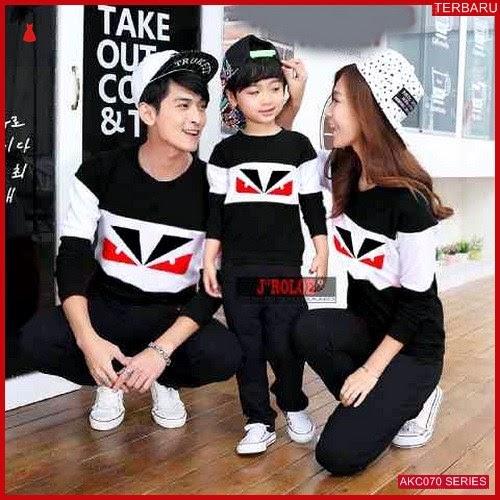 AKC070S49 Sweater Couple Fendi Anak 070S49 Keluarga BMGShop