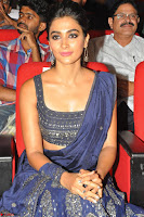 Pooja Hegde choli saree at DJ Duvvada Jaggannadham music launch ~  Exclusive 43.jpg