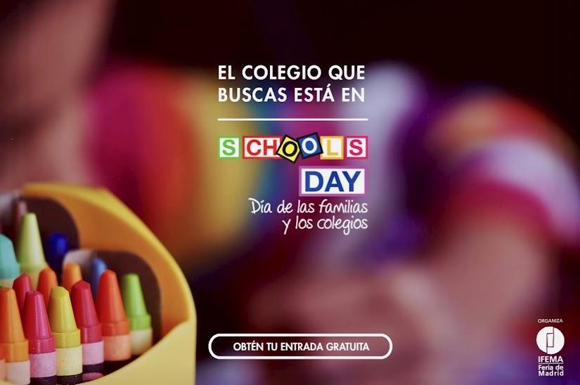 El colegio que buscas está en SCHOOLS DAY