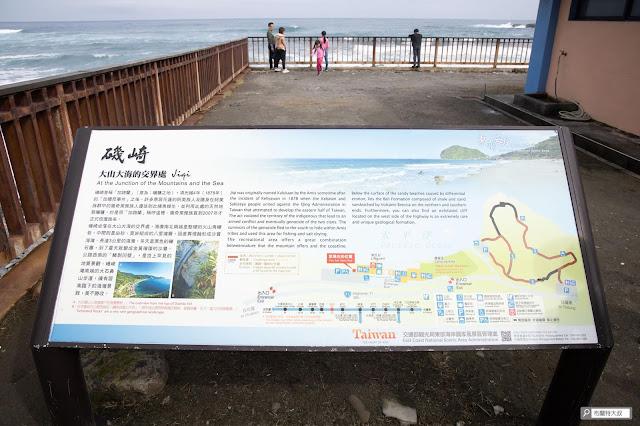 【大叔生活】2021 又是六天五夜的環島小筆記 (上卷) - 「磯碕」在冬天、夏天會呈現完全不同的海岸風貌