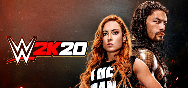 Download WWE 2K20 Highly Compressed 500MB For PC - High Graphic Racing Game Downoad For PC - GamesOreo