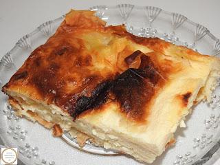 Burek traditional reteta,