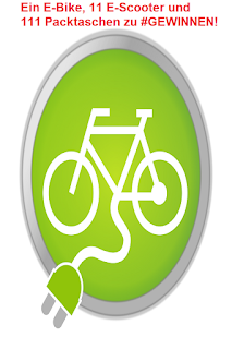 E Bike zu GEWINNEN
