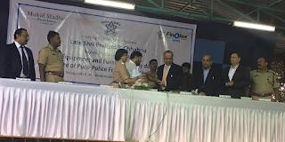 Mukul Madhav Foundation aids Pune Police Hospital