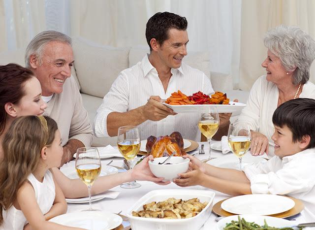 De ce e bine sa cinam in familie