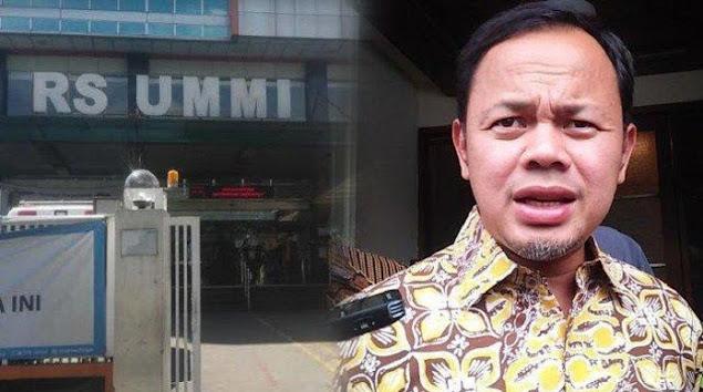 Terungkap! Tahu Habib Rizieq di RS Ummi, Wali Kota Bogor Ternyata Dikabari WA Anonim