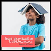 curs de biblioteques per a mestres