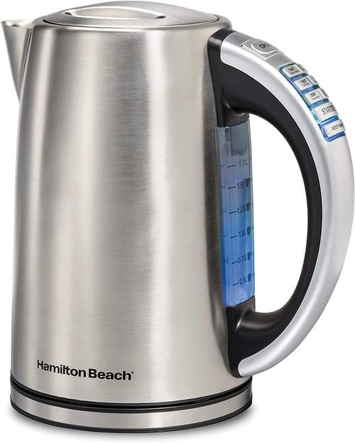 Hamilton Beach 41020R Electric Tea Kettle