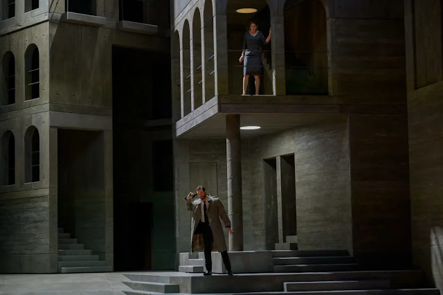 Mozart: Don Giovanni - Philippe Sly, Nicole Car - Paris Opera (Photo Charles Duprat / OnP)