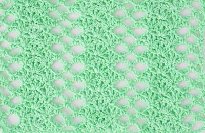 6 - Crochet Imagen Puntada muy fácil y sencilla a crochet por Majovel Crochet