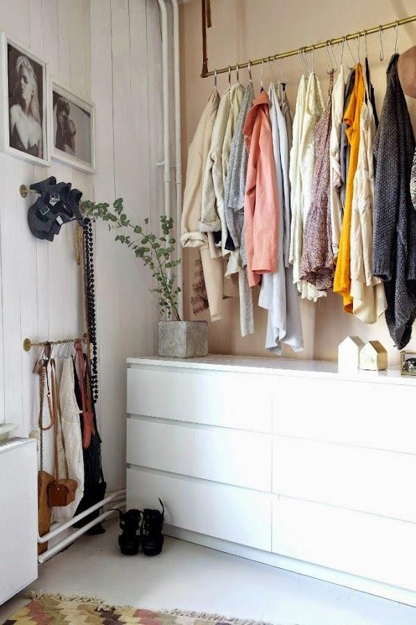 6 claves para sacar el máximo partido a tu armario