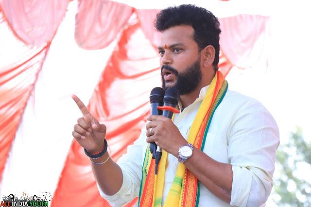 Ram Mohan Naidu speech wallpaper