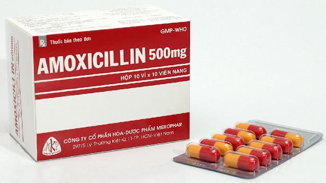 19 Efek Samping Amoxicillin bagi Kesehatan Tubuh