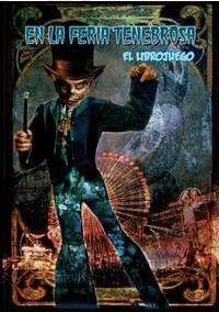 Portada de «En la feria tenebrosa» de Saco de Huesos Ediciones