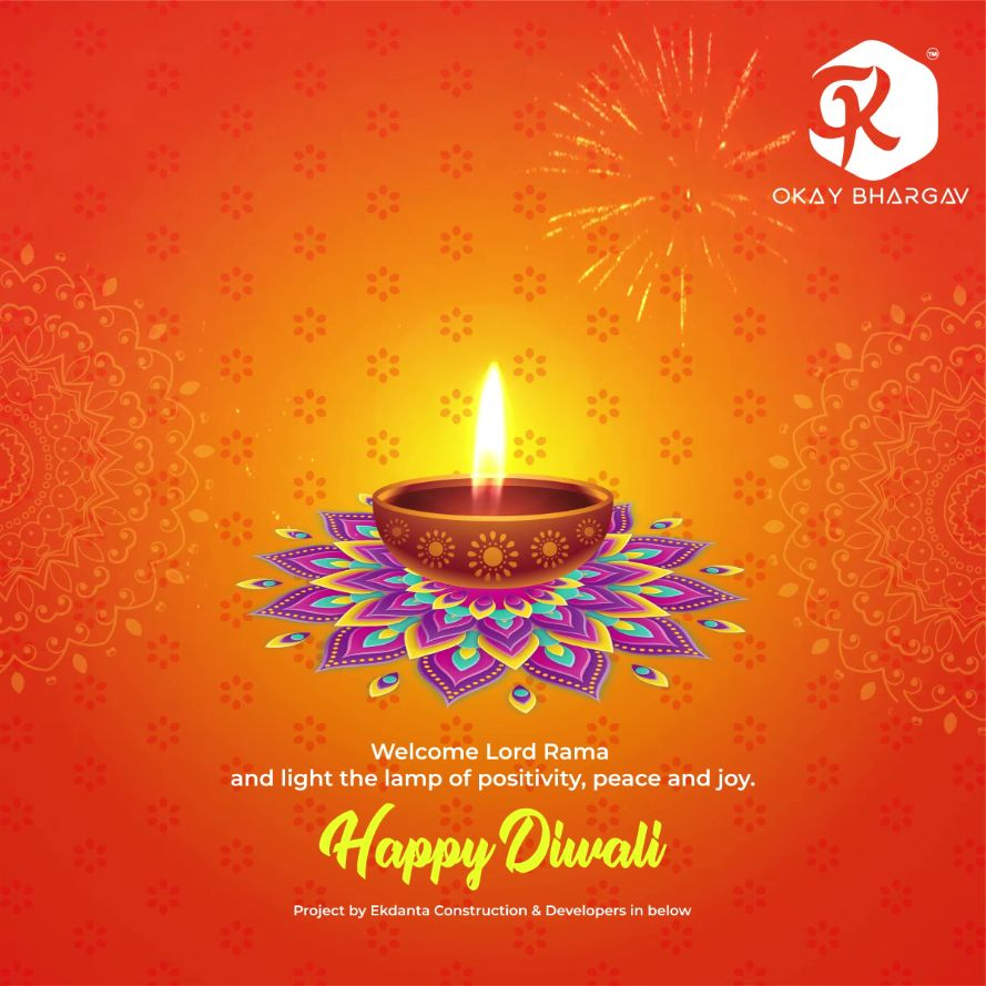 #2 Diwali  free after effects templates - after effects - Okay Bhargav