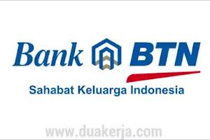 Lowongan Kerja Bank BTN Terbaru 2019