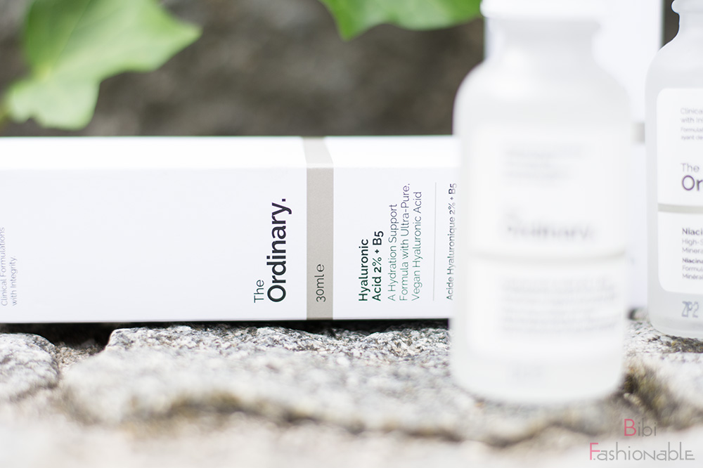 The Ordinary Hyaluronic Acid Umverpackung