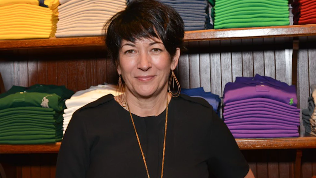 Ghislaine Maxwell's Attorneys Reference Judge's Slain Son In Attempt To Keep Bail Motion Under Seal