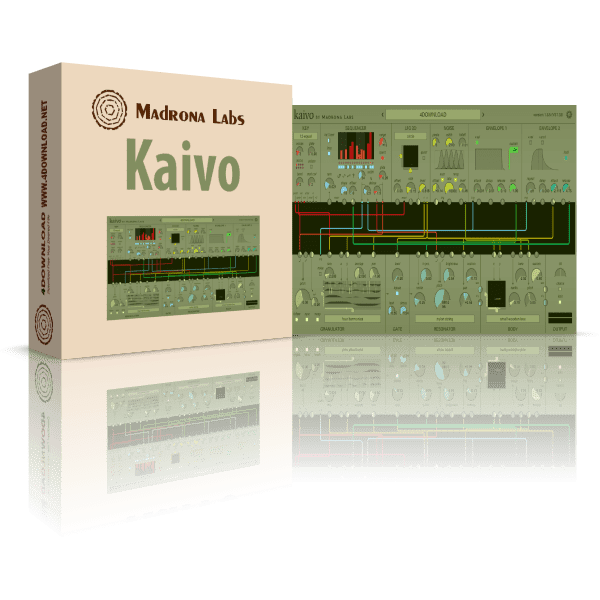 Madrona Labs - Kaivo v1.8.5 Full version