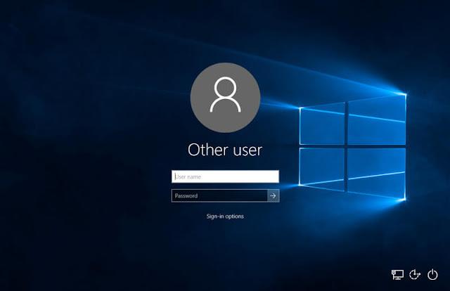 Cara Reset Lupa Kata Sandi Login Windows 10