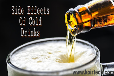 HEALTH TIPS :- Side Effects Of Cold Drinks In Hindi