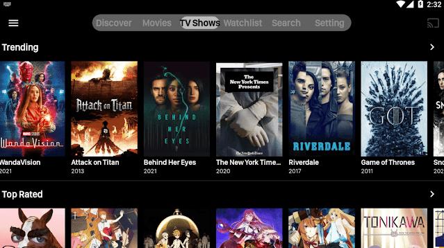 تحميل تطبيق viva tv apk الجديد الأفضل لمشاهدة الأفلام و المسلسلات على جهازك الاندرويد مع الترجمة للعربية