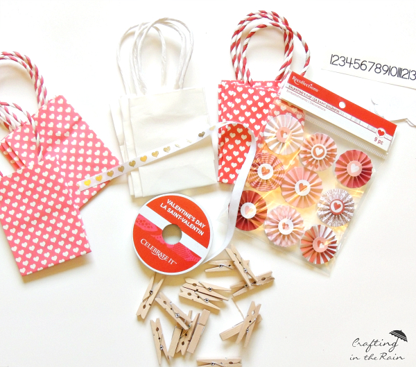 Valentine Countdown Crafting In The Rain