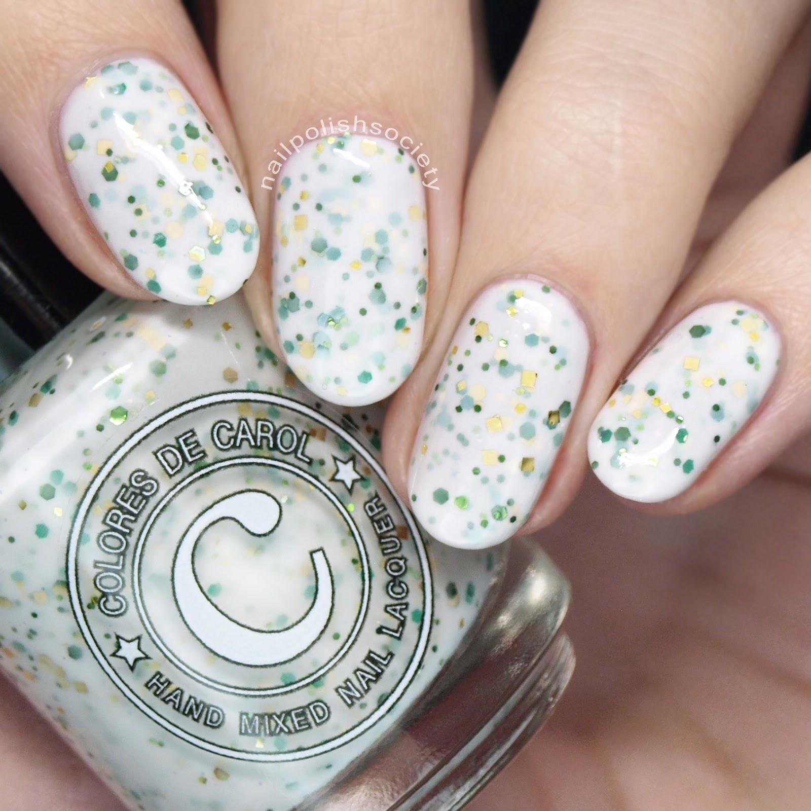 Nail Polish Society: Colores de Carol St. Patrick\'s Day Duo and ...