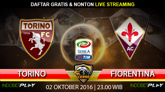 Prediksi Torino vs Fiorentina 02 Oktober 2016 (Liga Italia)