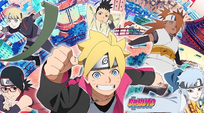 Boruto: Naruto Next Generations Episode 126 English Subbed - Animepisode