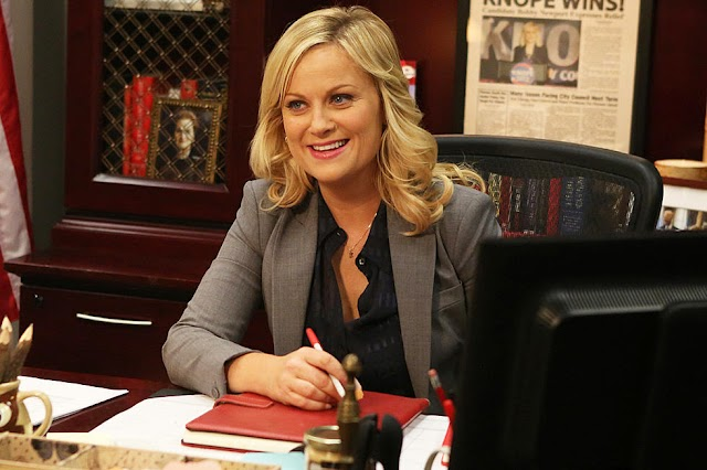 Leslie Knope from Parks and Recreation - Wiki, Life, Fact