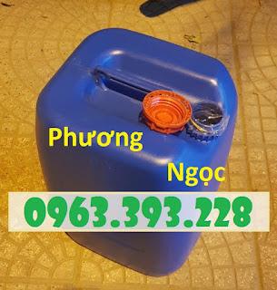 Can nhựa đựng hóa chất 30 Lít, can nhựa có nắp garenty 4ab66f5c9c8f65d13c9e