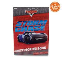 Alfacart Buku Gambar Cars Storm Chase Coloring Book L ANDHIMIND