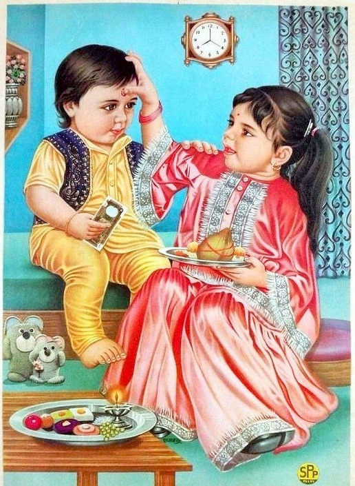 happy bhai duj images