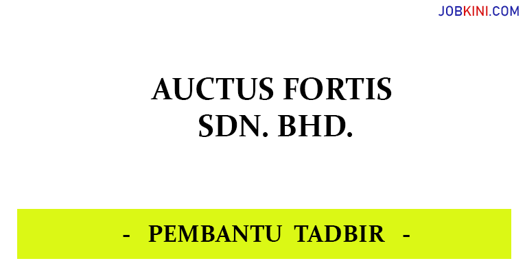 Auctus Fortis Sdn Bhd