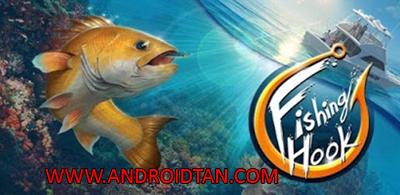 Download Kail Pancing Fishing Hook Mod Apk V1.5.0 (Unlimited Money/Ads Free) Terbaru 2017