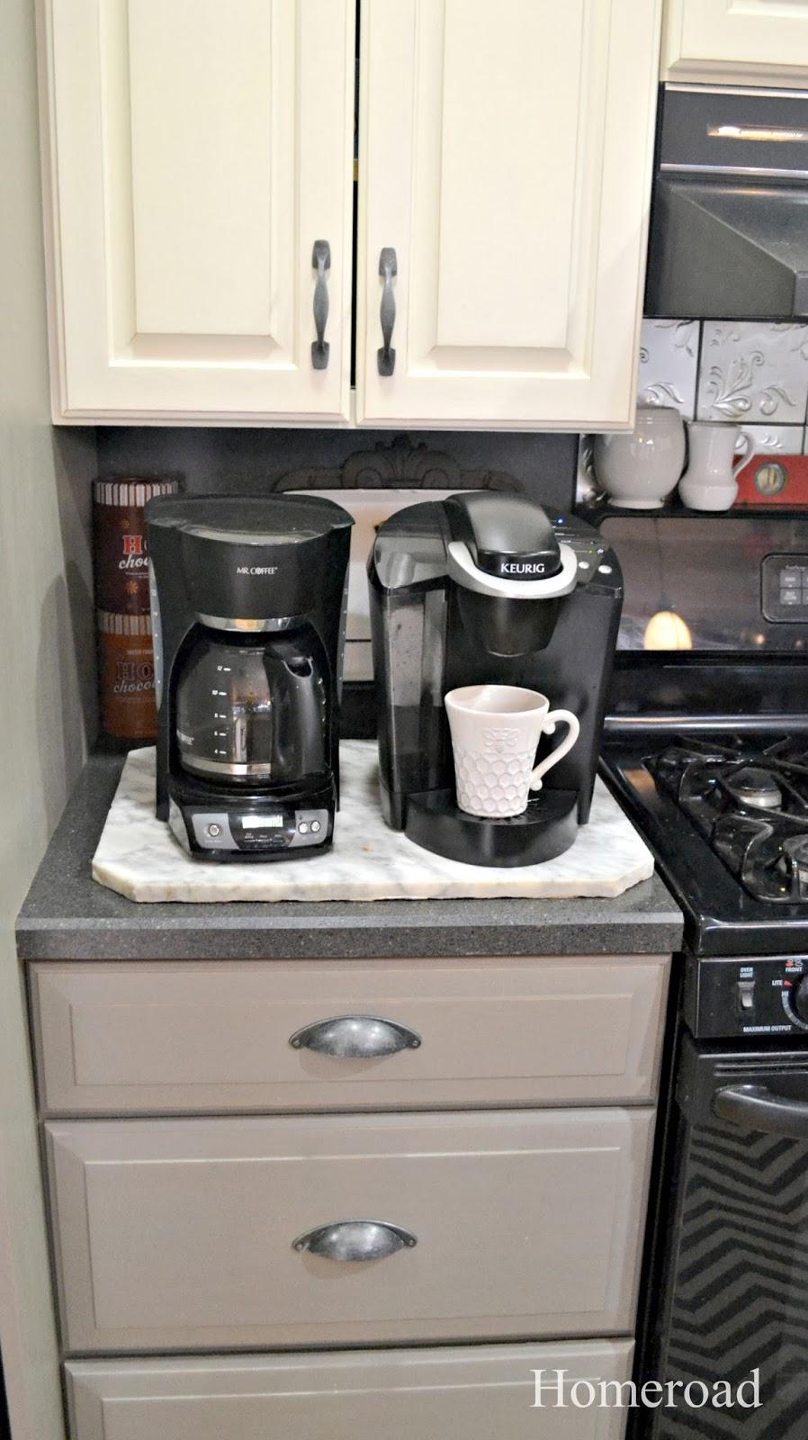Kitchen Coffee Station | Kitchen Coffee Station Organization Homeroad