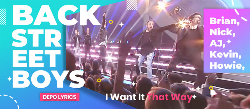 Qiziqarli Lar Tarjimai I Want It That Way - Backstreet Boys (Uzbek Translation) O'zbek Tarjimai
