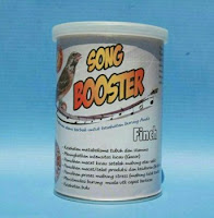 FINCH SONG BOOSTER FUMAYIN NUTRIBIRD
