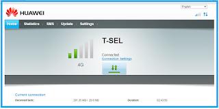 Internet tak akan pernah dapat diakses apabila kita tak dapat sarana untuk mengaksesn Review Modem USB Huawei E3372h-607 4G LTE
