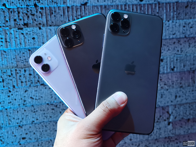 DxOMark: iPhone 11 Pro scores 117 points, lower than Xiaomi CC9 Pro