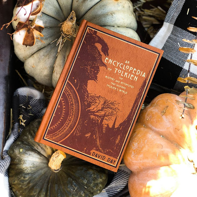 Encyclopedia of Tolkien: The History And Mythology That Inspired Tolkien + Giveaway